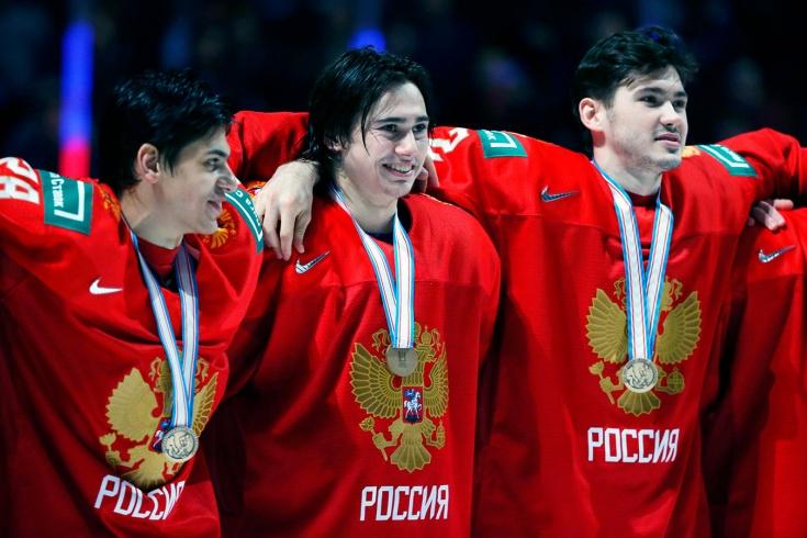 Состав сборной России на третий этап Евротура