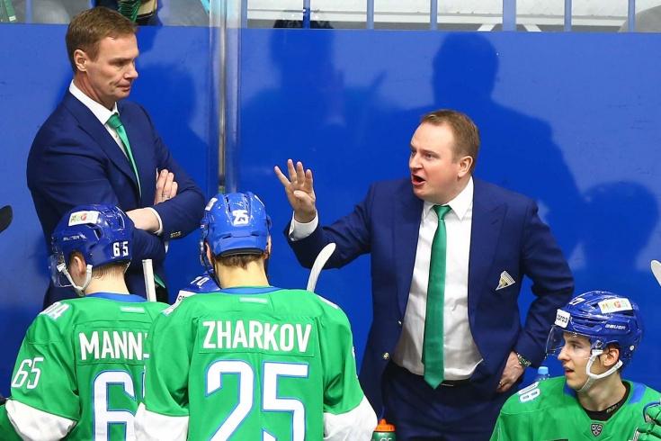 Что говорили игроки и тренеры после окончания серии «Ак Барс» – «Салават Юлаев» в 4 матчах