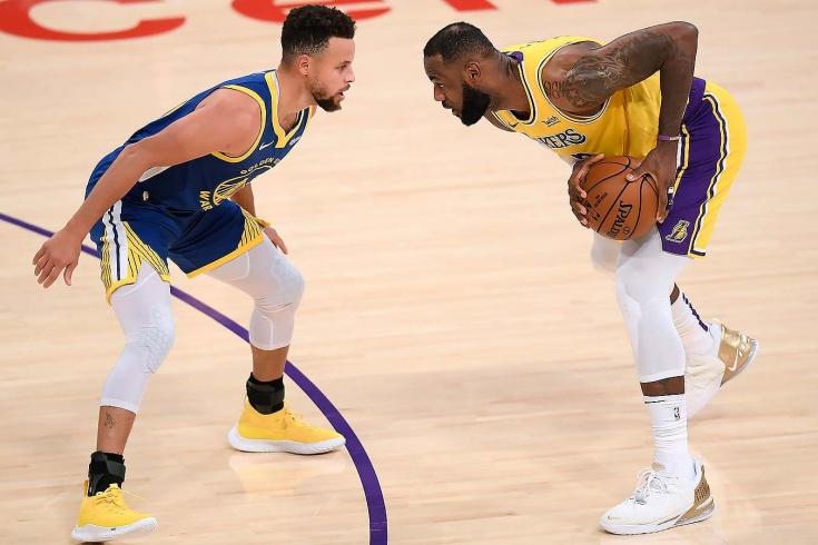 «Лейкерс» проиграли «Голден Стэйт», Леброн Джеймс допустил крупнейший камбэк соперника за время в «Лос-Анджелесе»