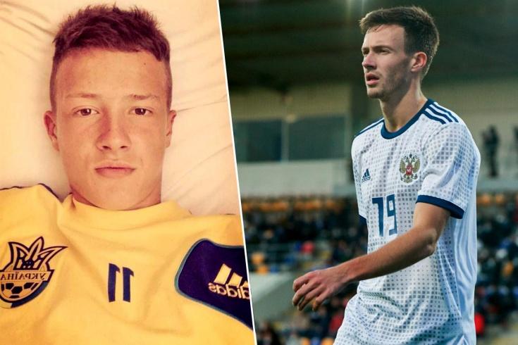 Дебютант сборной России по футболу Даниил Лесовой