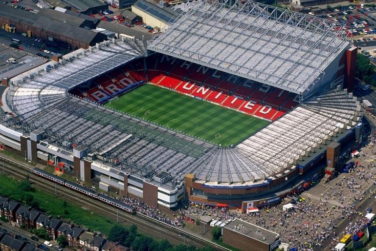 Манчестер юнайтед домашние стадионы