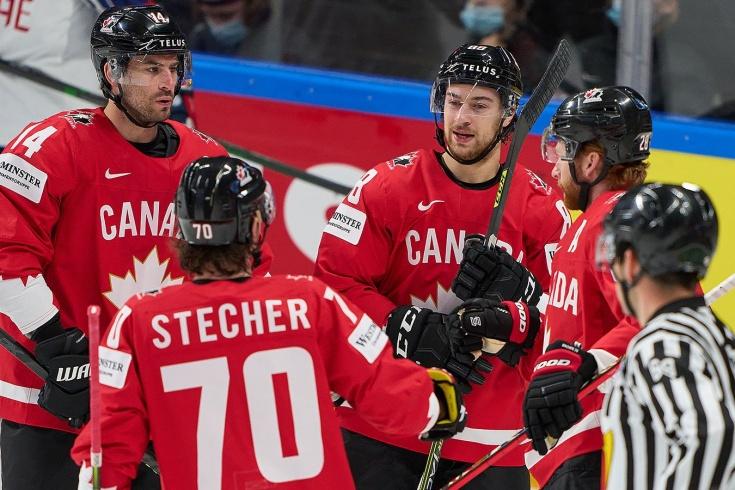 Канаде надоело проигрывать на ЧМ? Вырвали победу у Норвегии и сохранили шансы на плей-офф