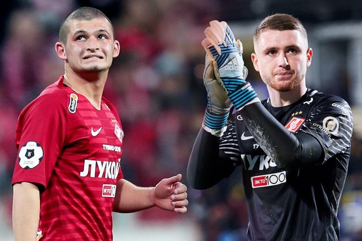 7 игроков «Спартака», которые могут перейти в аренду в «Химки»