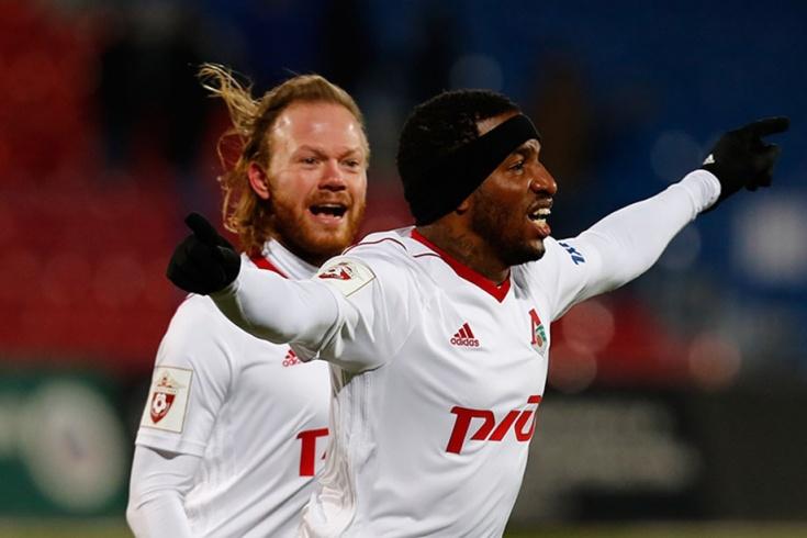 «СКА-Хабаровск» — «Локомотив»