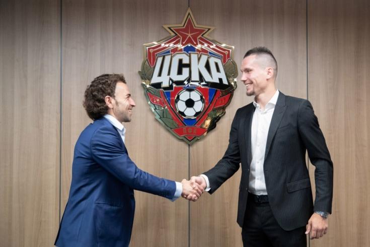 ЦСКА — самый активный на рынке. Трансферы РПЛ, которые уже состоялись
