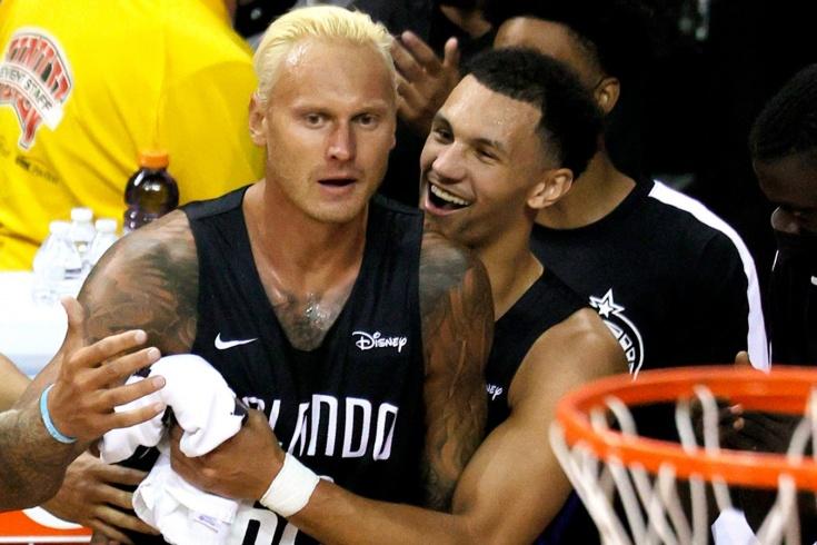 Янис Тимма завершил выступление в Летней лиге НБА, итоги и выводы