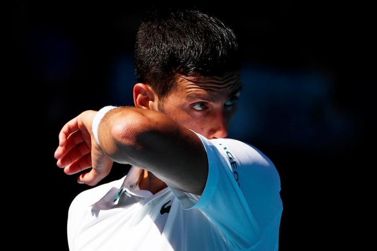 Уже 9 чемпионов «Большого шлема» провалились на старте Australian Open. И это не предел!