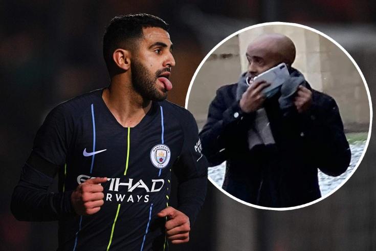Полузащитник «Манчестер Сити» Рияд Марез потерял банковскую карту, мошенник потратил 175 тысяч фунтов, скандал