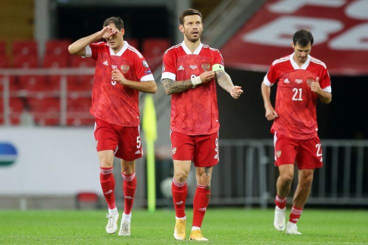 Россия вымучила победу над Мальтой. Не такой футбол мы ждём от команды Карпина