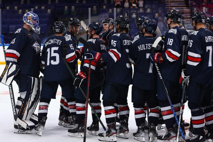 «Барыс» — «Металлург» Магнитогорск — 1:2, видео, голы, обзор матча регулярного чемпионата КХЛ