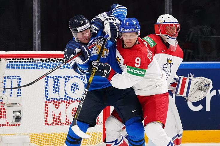 Финляндия – Чехия – 1:0 – видео, голы матча ЧМ!