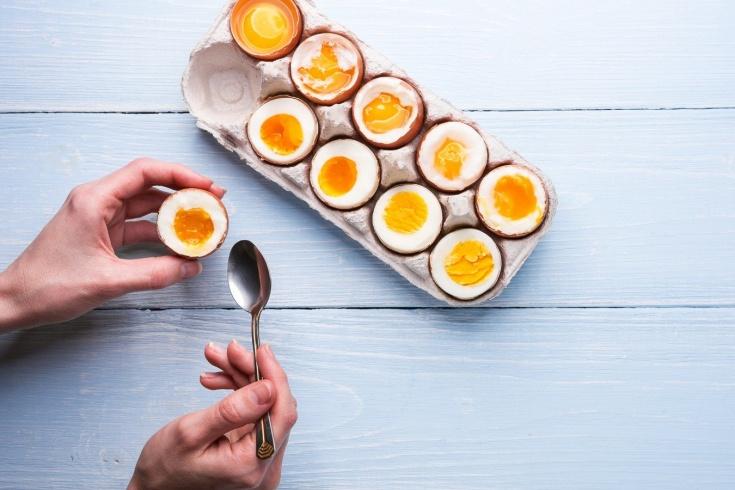 Как можно приготовить яйца?