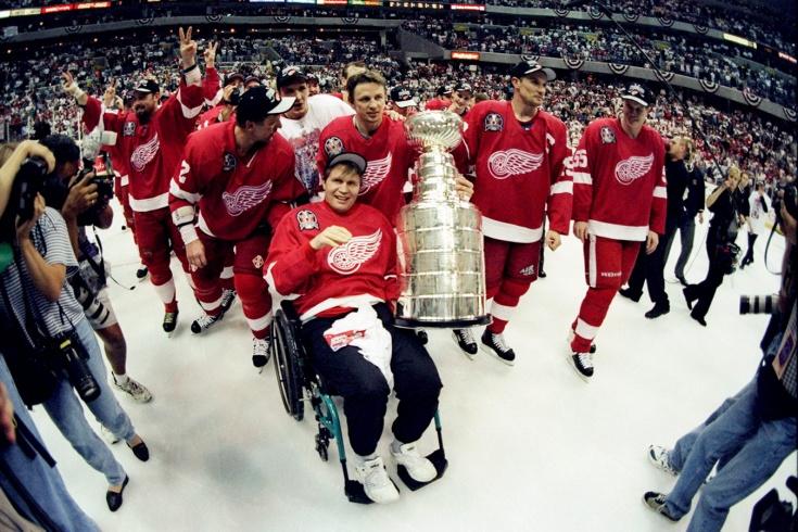 Одна из самых трогательных историй в НХЛ