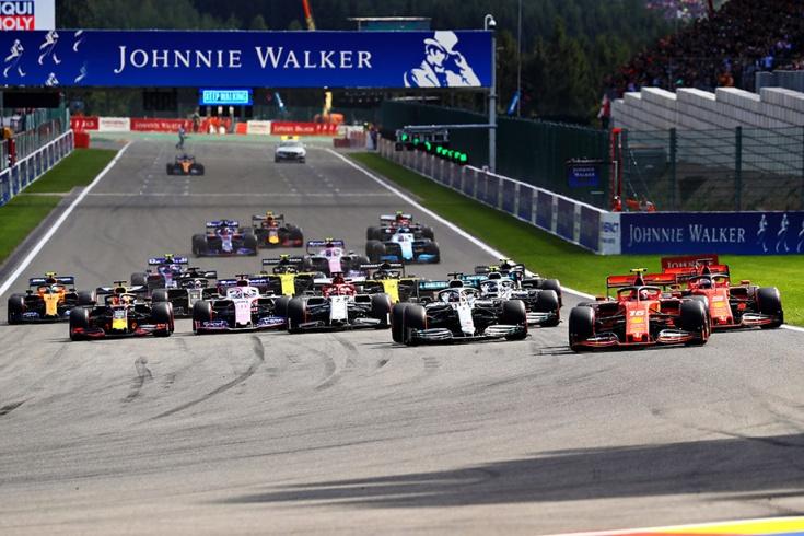 В Формуле-1 могут появиться квалификационные гонки