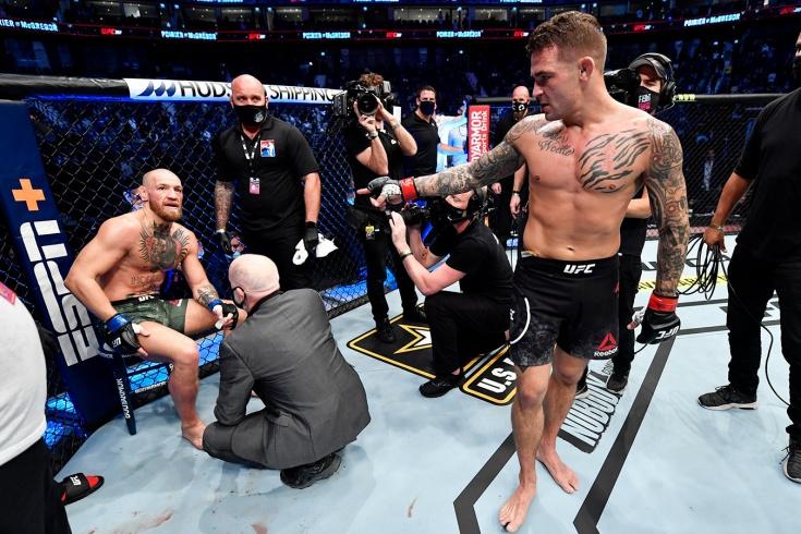 Владелец American Top Team объясняет успех Дастина Порье в бою с Конором Макгрегором на UFC 257