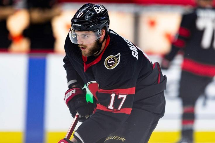 Американца с белорусскими корнями снова обменяли. Гальченюку пора в КХЛ?