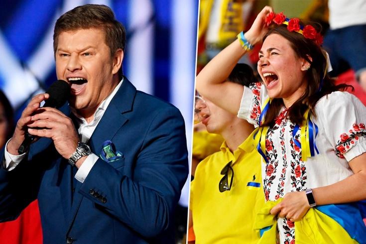 Губерниева не пустят на Украину.