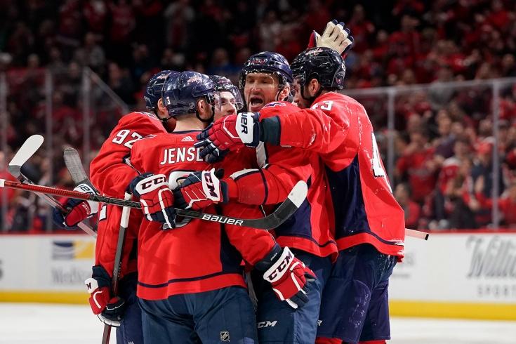 Овечкин установил рекорд НХЛ по голам в равных сос