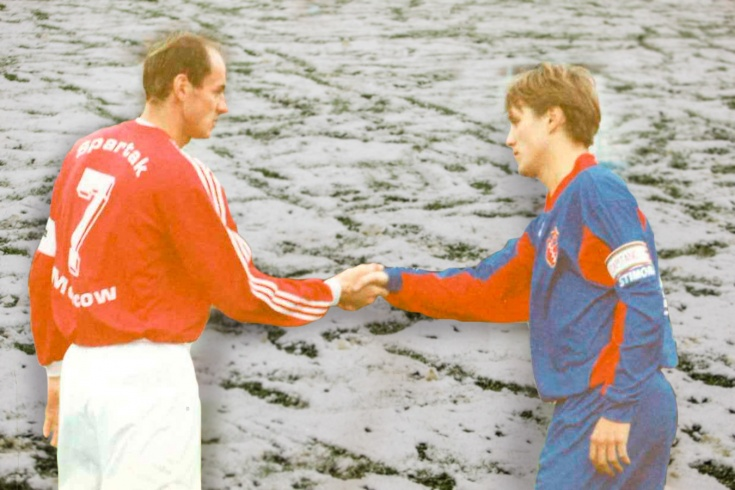 ЦСКА – «Спартак» — 0:3, 24 октября 1993 года