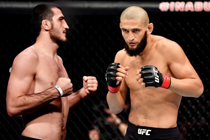Эксклюзивное интервью с Рамазаном Эмеевым перед UFC Fight Night 16 января 2021