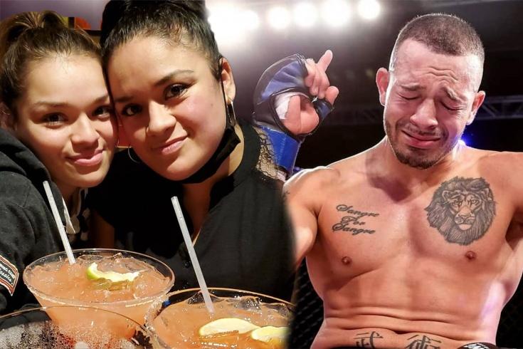«Я убил своих сестёр». Боец UFC бросился с ножом на близких, ему может грозить казнь