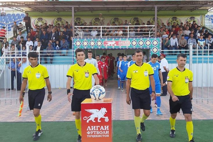«Регар-ТадАЗ» — «Истаравшан», 18 апреля, прогноз и ставка на матч чемпионата Таджикистана