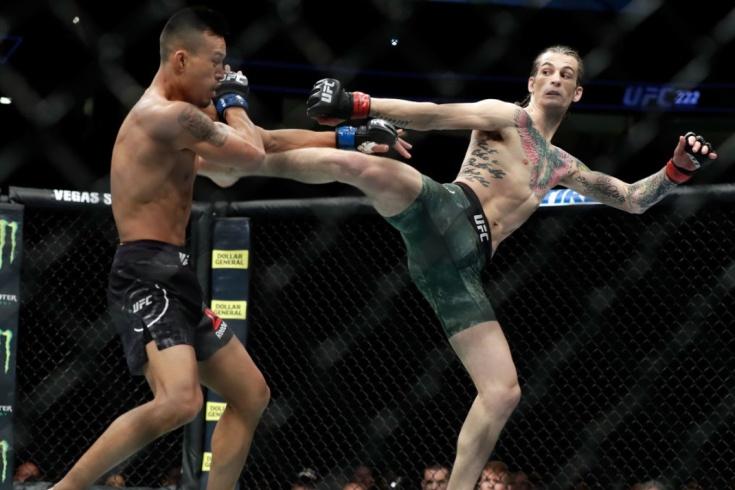 UFC 248 7 марта Звездный Шон О`Мэлли возвращается после двух дисквалификаций