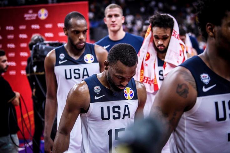 США больше не самая баскетбольная держава