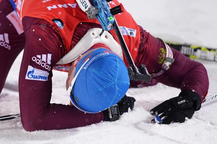 Биатлонист бросил сломанной палкой в соперника во время гонки чемпионата России – почему судьи не заметили?
