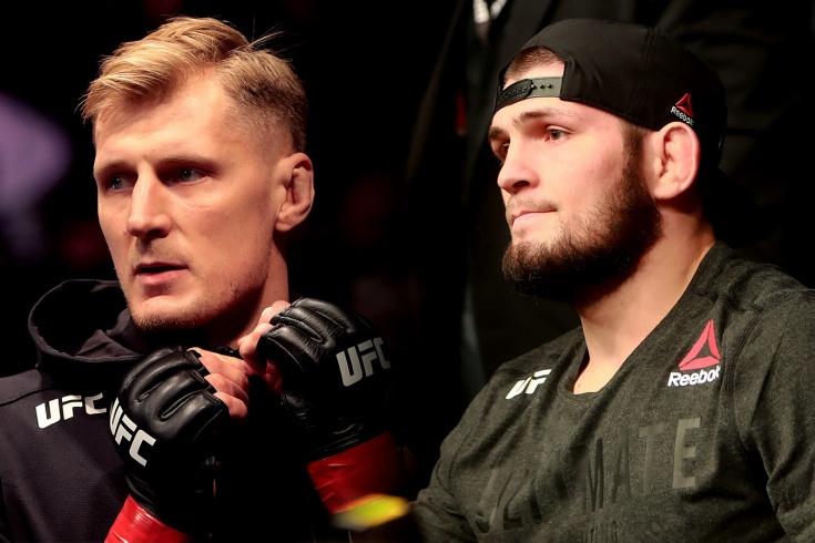 Кто станет чемпионом UFC из россиян в 2020 году