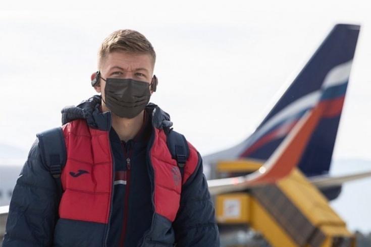 Фанаты ЦСКА раскритиковали защитника Бруно Фукса