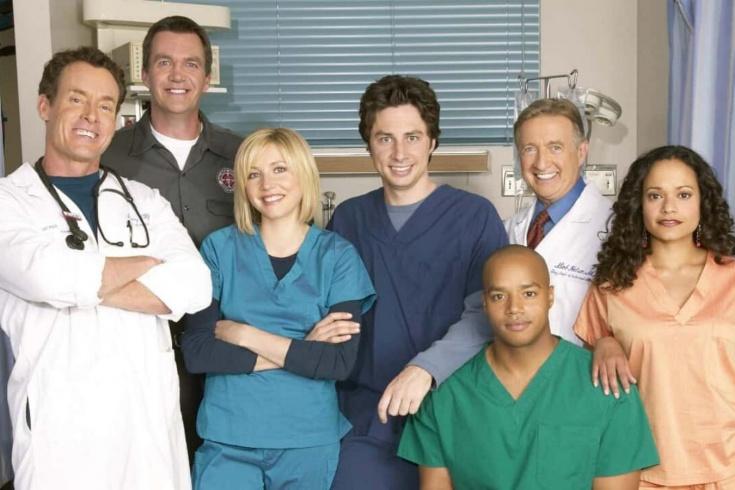 Баскетбол в сериале «Клиника». Почему его стоит посмотреть фанатам?
