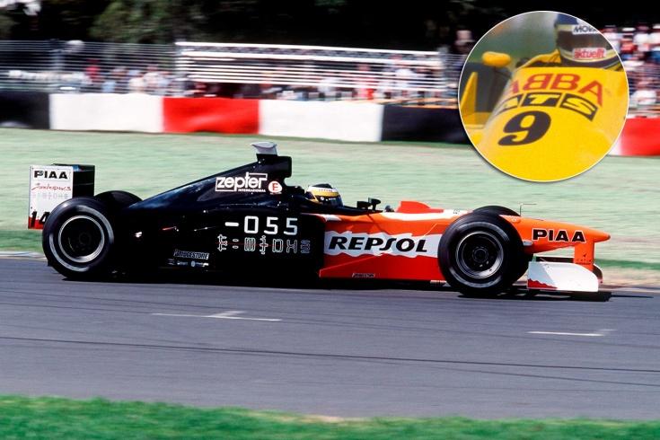 Самые странные спонсоры Формулы-1