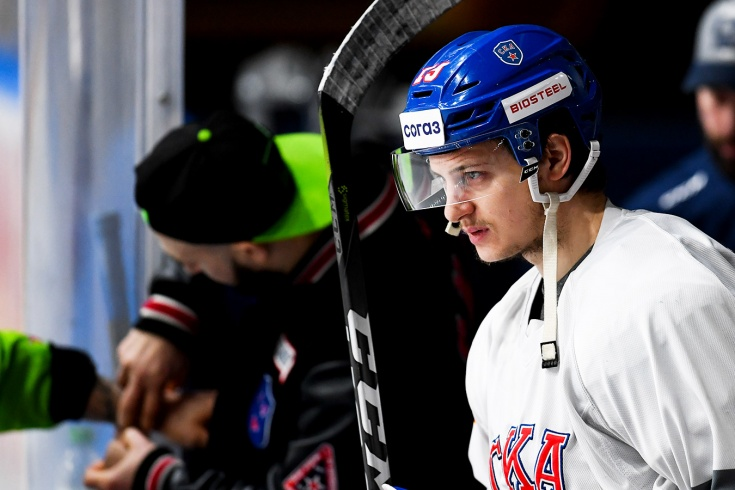 СКА не нужен лучший бомбардир. Ткачёв разочаровал армейцев, а теперь собрался в НХЛ?