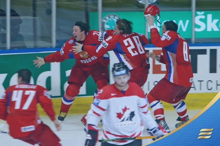 Ковальчук и первое за 15 лет золото сборной России