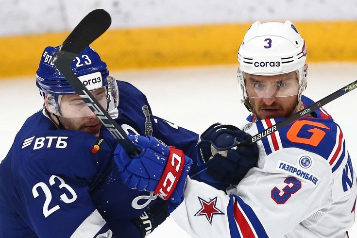 СКА — «Динамо» М, 26 марта 2021 года, прогноз и ставка на 5-й матч плей-офф КХЛ, смотреть онлайн, трансляция
