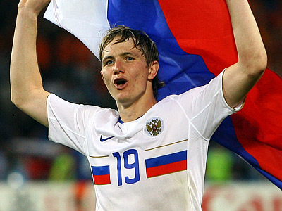 Роман Павлюченко после матча с Нидерландами