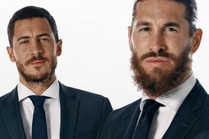 Какие бренды шьют одежду для лучших футболистов?