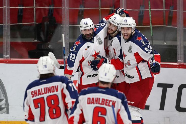 ЦСКА забил шедевр и добил «Авангард» в третьем матче! Ещё один шаг к защите титула сделан