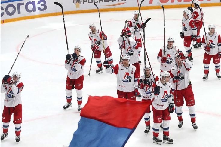 Мелочи и дисциплина лидера. Почему «Локомотив» проиграл чемпиону КХЛ в плей-офф