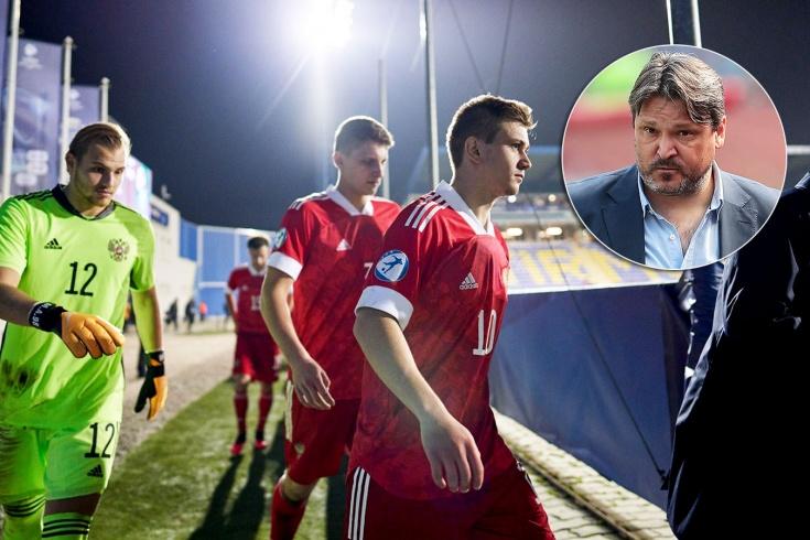 Решающий матч России на Евро! Смотрим молодёжку вместе с Евсеевым
