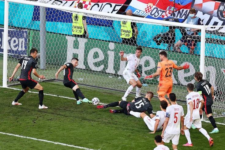 Хорватия – Испания – 3:5
