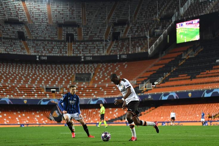 «Валенсия» – «Аталанта» – 3:4, обзор матча ЛЧ