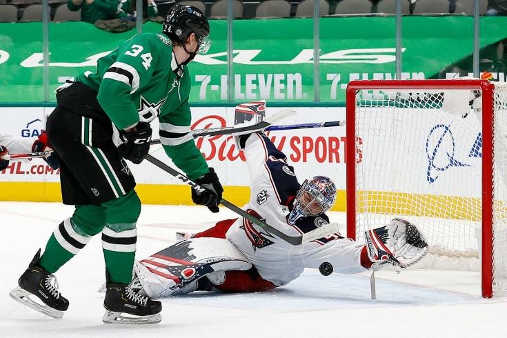 «Даллас» — «Коламбус» — 4:1 – видео, голы, обзор матча регулярного чемпионата НХЛ — 2020/2021