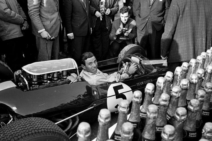 Джим Кларк — один из величайших гонщиков в истории