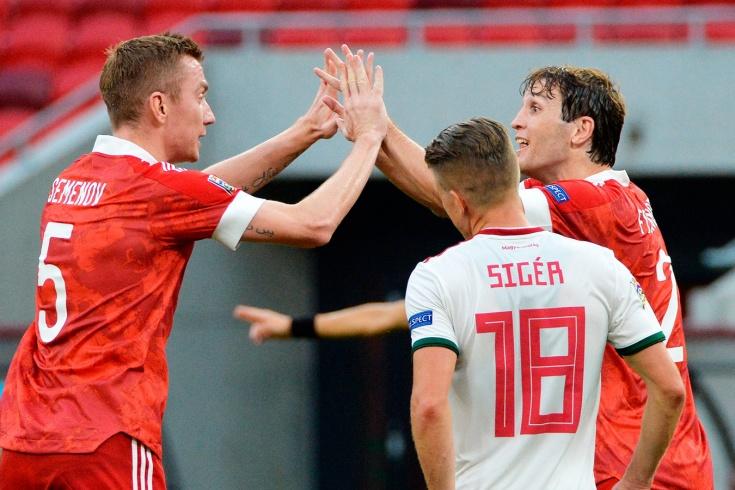 Разбор матчей сборной России в Лиге наций УЕФА