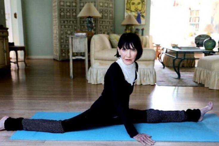Как Филлис Сьюз поддерживает форму в 97 лет? Бабушка увлекается танцами, йогой и фитнесом