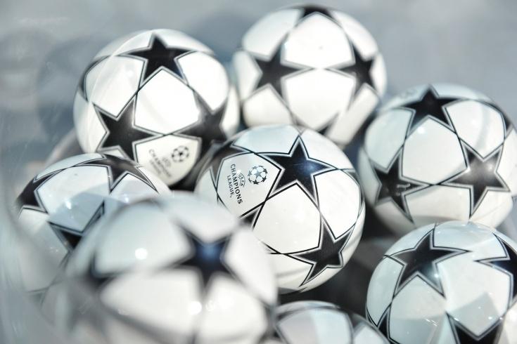 Каких соперников получат российские клубы в Лиге чемпионов? LIVE