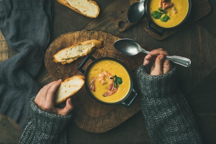 Нужно ли есть суп, чтобы похудеть?