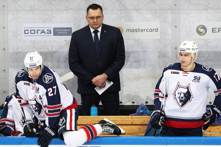 В чём проблемы российского хоккея? Монолог Андрея Назарова